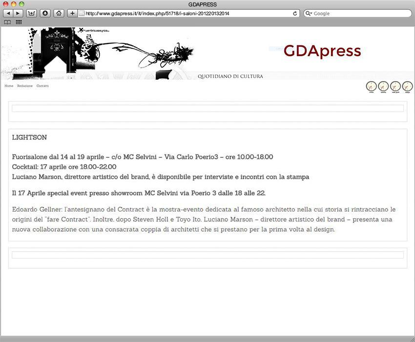 Gda press
