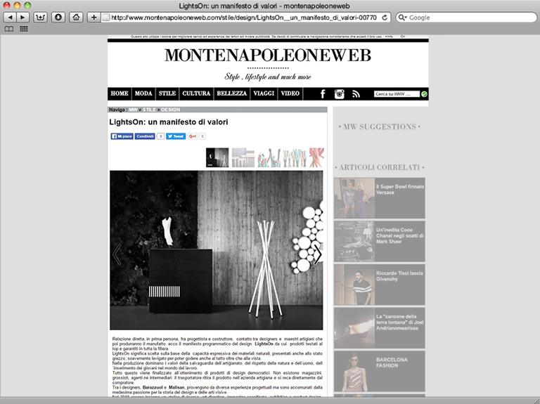 montenapoleoneweb.com