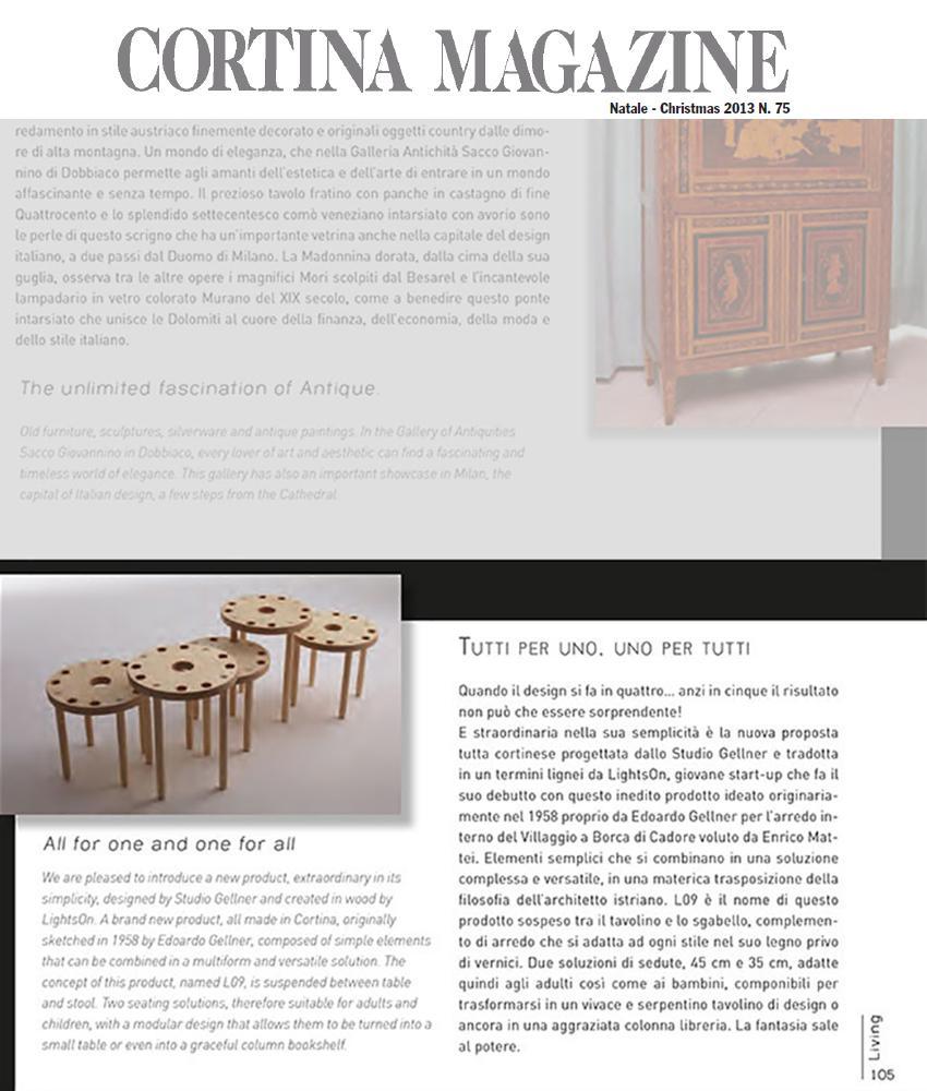 Cortina Magazine