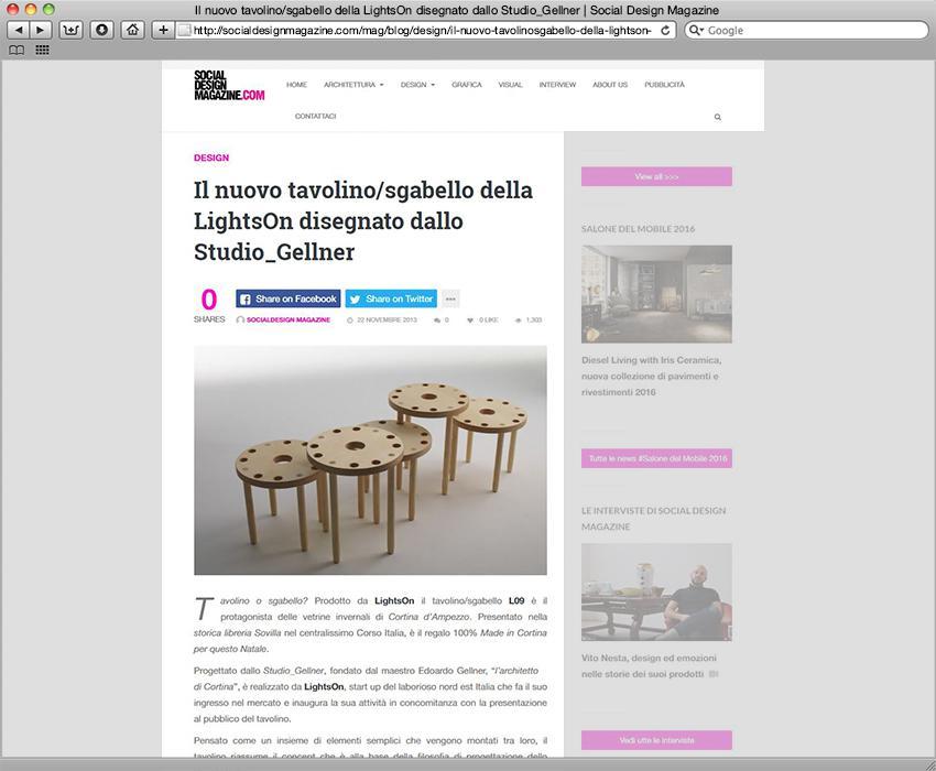 Social Design Magazine