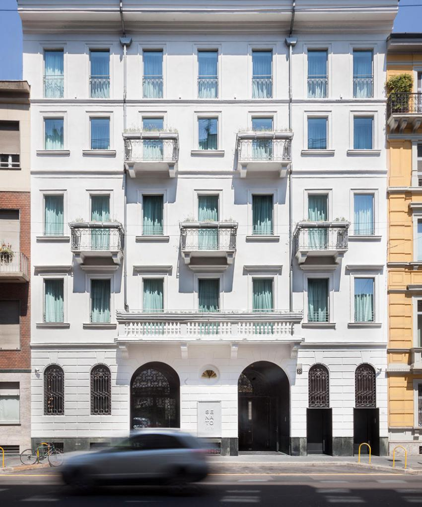 HOTEL SENATO 22 MILANO / SETTEMBRE 2015