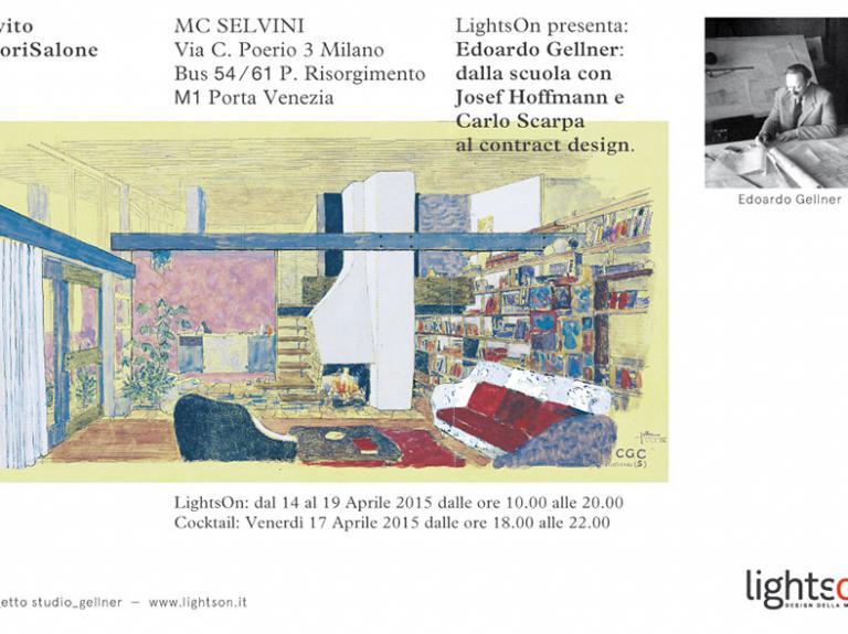 FUORISALONE da MCSELVINI / APRILE 2015
