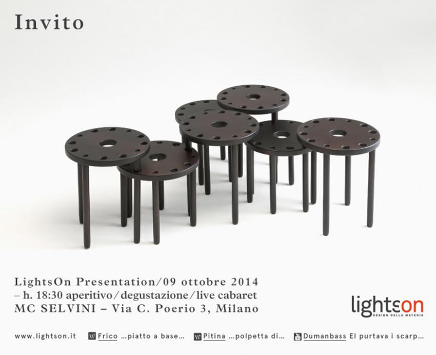LightsOn Presentation / 09 october 2014