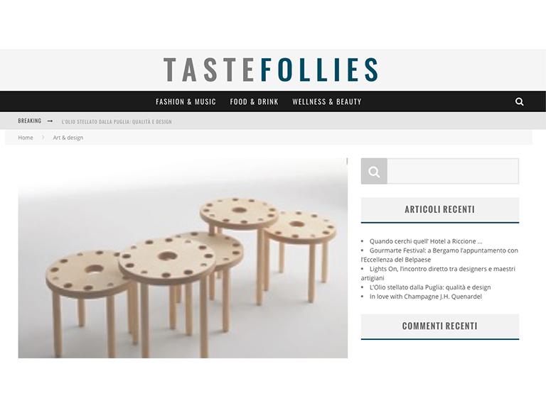 Tastefollies
