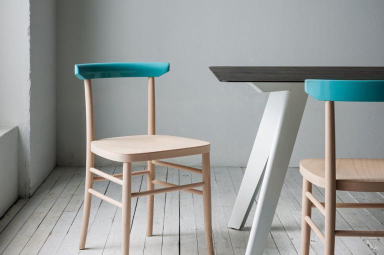 L sedia sgabelli in legno e sedie di design lightson
