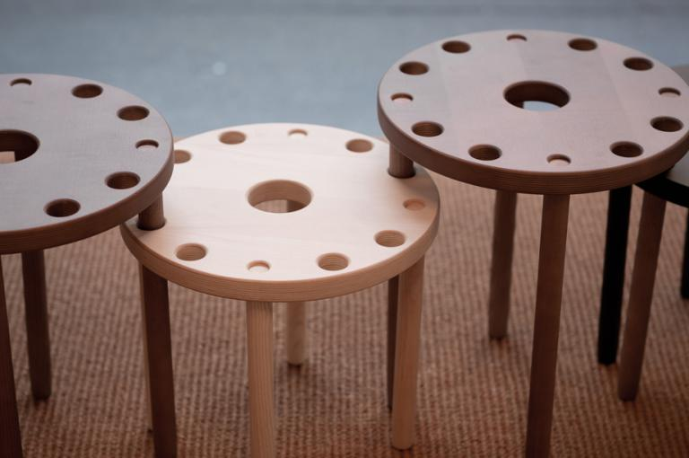 L sgabelli in legno e sedie di design lightson